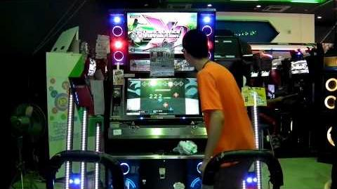 SC 5th (Semifinal) - WH1TE RO5E (DP) EXP (Played by DDRER-NT) - DDR Play