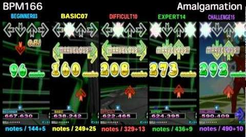 DDR X3 Amalgamation - SINGLE