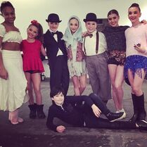 Cabaret for a Cause 2014-12-08 cassierusso-gram