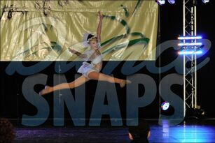 Chloe Lukasiak Ma Hes Making Eyes at Me DEA Pittsburgh 25March2011