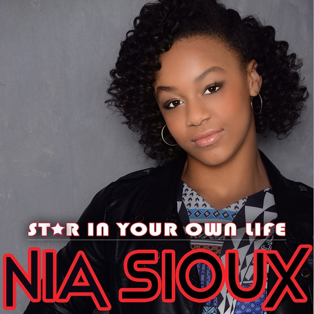 Nia Frazier Star In Your Own Life