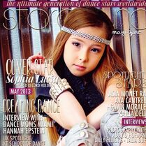 Sophia Lucia Starbound magazine
