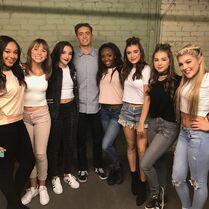 711 Girls on set of MV (5)
