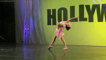 Maddie The Girl I Want to Be cappingdancemoms Hollywood Vibe No One Likes a Bully
