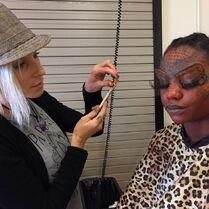 704 Camryn in Makeup