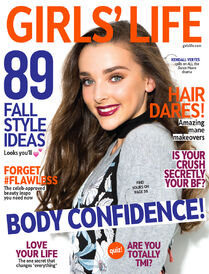 702 Kendall Girls' Life Mag cover