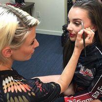 629 Kendall makeup
