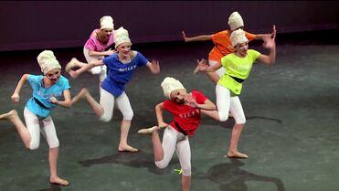 Seven Dancers extra - 1m00s