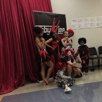 706 Group Dance - Clowning Around 2