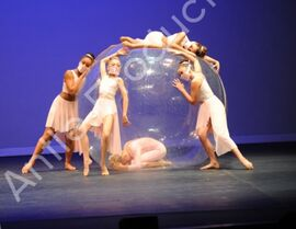 601 The Girl In The Plastic Bubble 1