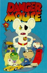 Danger Mouse Cast
