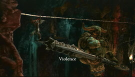Violence Opening