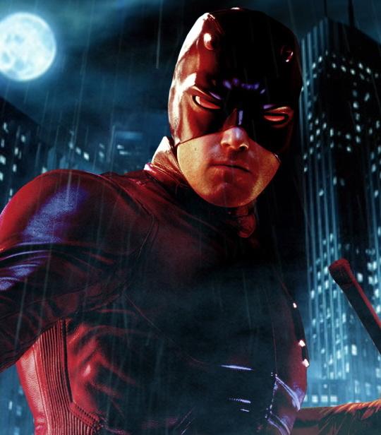Young Colin Clark Daredevil | Daredevil/...