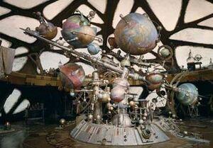 Aughras observatory