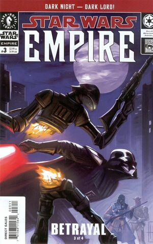 Star Wars Empire Vol 1 3