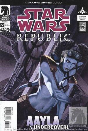 Star Wars Republic Vol 1 72
