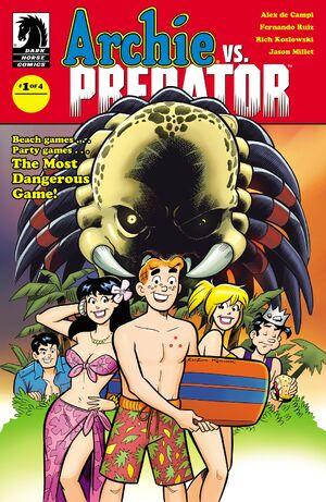 Archie vs Predator 1