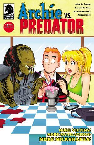 Archie vs Predator 3