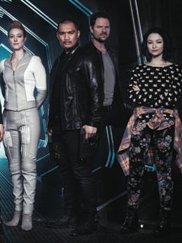 Season 2 featured