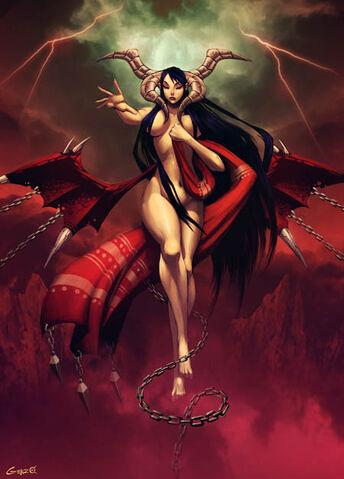 File:Goddess Lilith by GENZOMAN.jpg