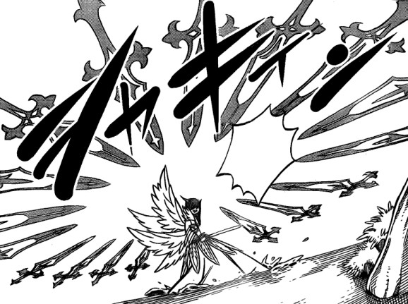 File:Meredy's Blades surround Erza.jpg