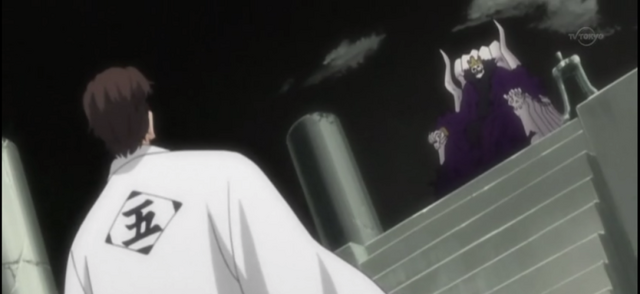 File:Baraggan is Greeted by Aizen.png