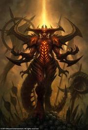 Diablo in Diablo III
