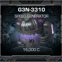 The 2nd of the purple Generators.