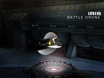 Iris Battle Drone