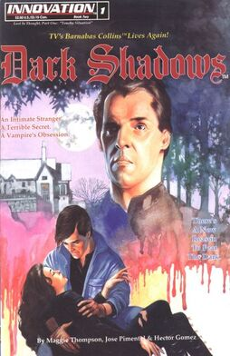 Dark Shadows - Book Two -1