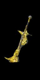 Yellow Quartz Longsword