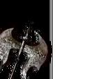 Black Knight Greataxe (Dark Souls II)