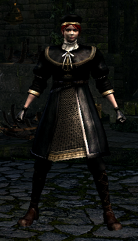 Black sorcerer female