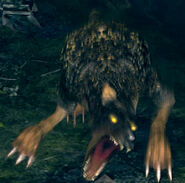 Abyss attack dog