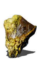Yellow Quartz Shield
