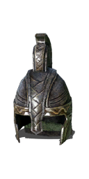 Benhart's Knight Helm