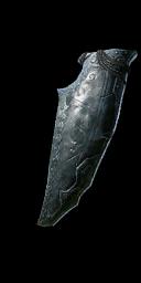 Silverblack Shield