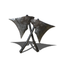 Winged Knight Twinaxes