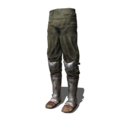 Cathedral Knight Leggings