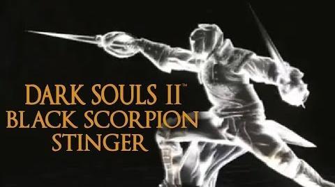 Black Scorpion Stinger