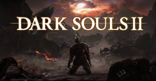 Dark Souls 2 Logo and Character
