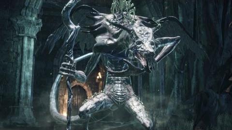 Oceiros, the Consumed King Boss Fight - Dark Souls 3