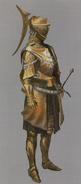 Darkmoon Knightess Concept Art
