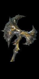 Black Dragon Greataxe