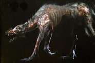 Attack Dog Concept Art