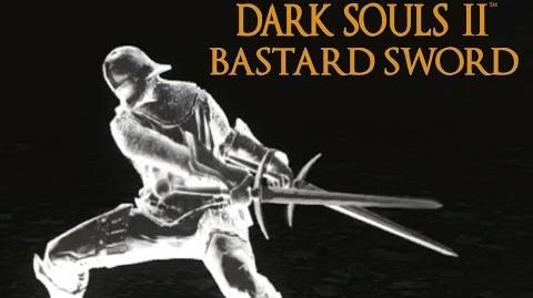 Dark Souls 2 Bastard Sword Tutorial (dual wielding w power stance)
