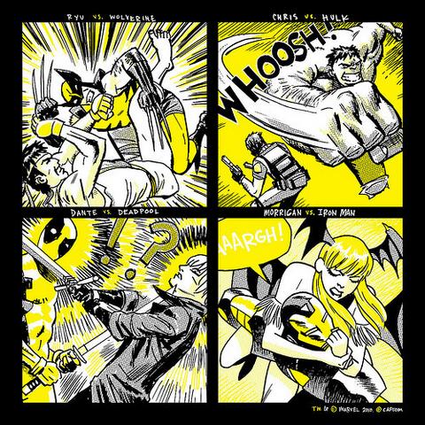 File:Marvel vs Capcom 3 Morrigan Comic.png