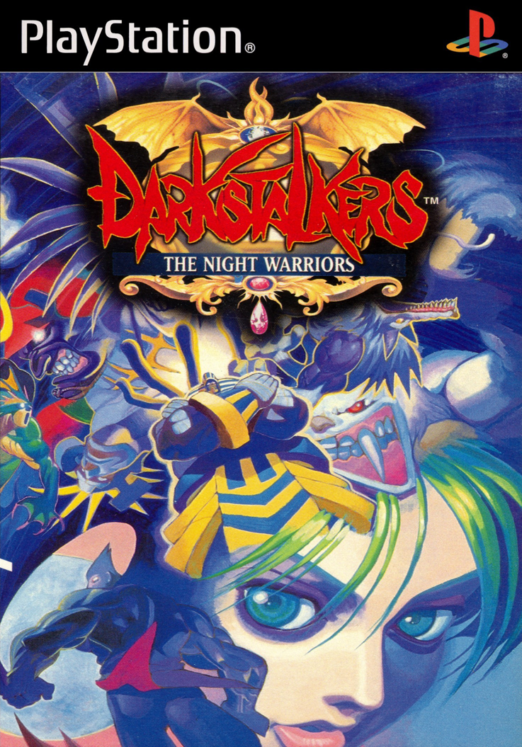 FileDarkstalkers The Night  Darkstalkers