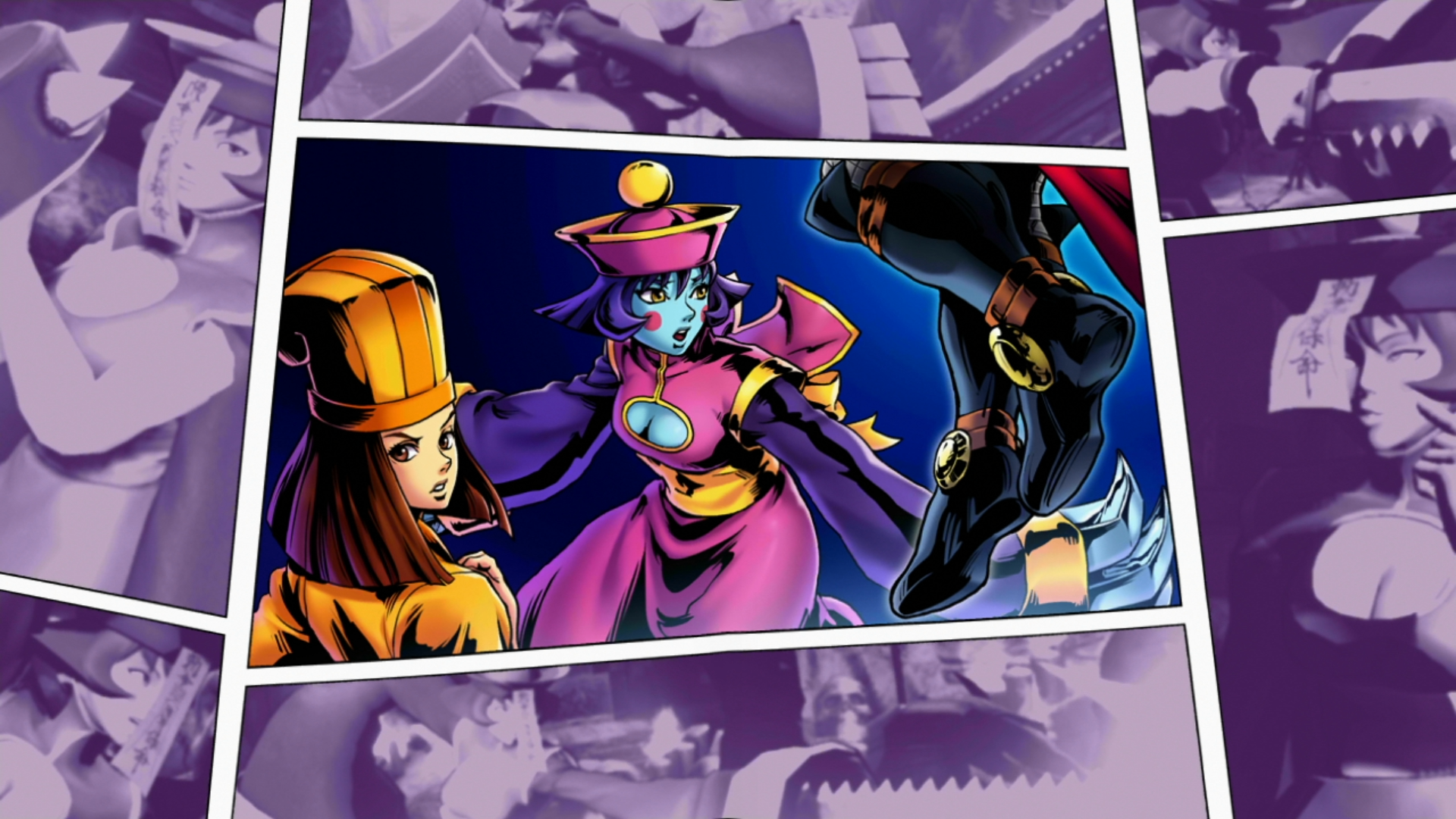 Image - Marvel Vs Capcom 3 Fate of Two Worlds Hsien-Ko.png