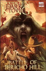The Battle of Jericho Hill chapter four variant one